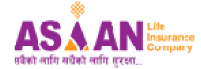 Asian life insurance Company Logo