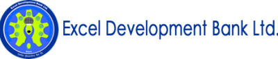 Excel Development Bank Logo