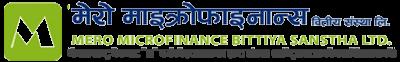 Mero Microfinance Bittiya Sanstha Logo