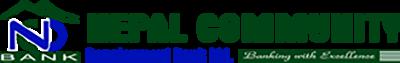 Nepal Community Development Bank Logo